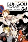 Bungou Stray Dogs. Bezpańscy Literaci #04