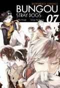 Bungou Stray Dogs. Bezpańscy Literaci #07