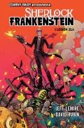 Sherlock Frankenstein i Legion Zła (wyd. zbiorcze)