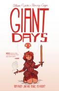 Giant Days (wyd. zbiorcze) #5: Jak nie teraz, to kiedy?