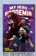 My Hero Academia. Akademia bohaterów #09