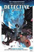 DC Odrodzenie. Batman. Detective Comics (wyd. zbiorcze) #4:  Deus Ex Machina