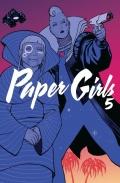 Paper Girls (wyd. zbiorcze) #5