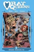 Rat Queens (wyd. zbiorcze) #5: Wielkie magiczne nic