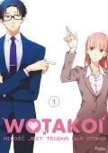 Wotakoi. Miłość jest trudna dla otaku #01