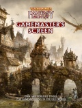 Warhammer Fantasy Roleplay: Gamemaster's Screen