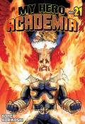 My Hero Academia. Akademia bohaterów #21