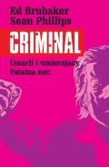 Criminal (wyd. zbiorcze) #2: Umarli i umierający / Fatalna noc