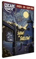 Escape Quest. Sam w Salem