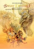 Świat Dryftu #1: Opowieść o złodziejach i trollach