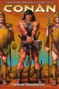Conan (wydanie zbiorcze) #4: Wolni towarzysze
