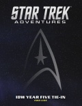 Star Trek Adventures IDW Year Five Tie-In