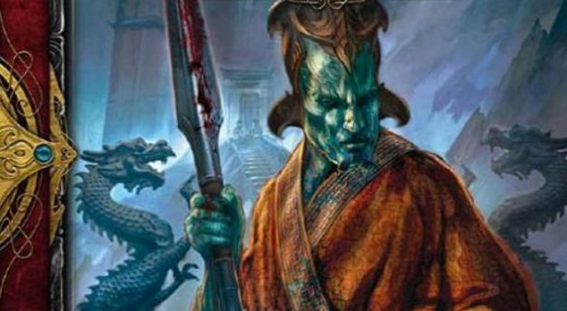 Cathay: The Five Kingdoms – Player's Guide