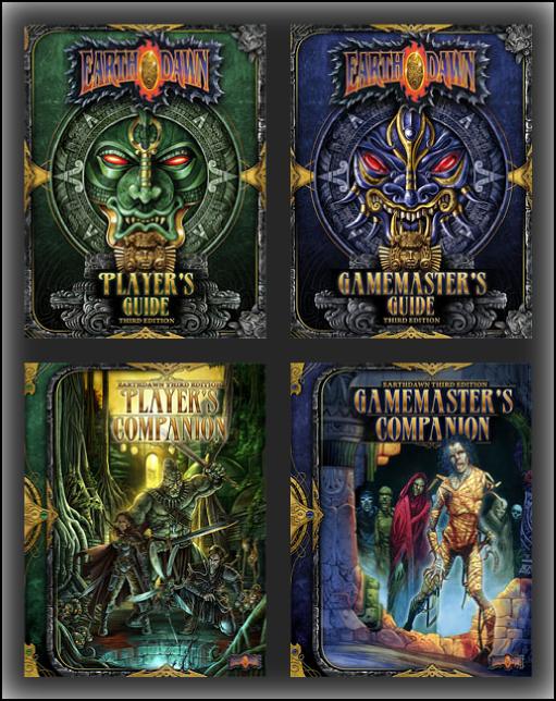 Gawęda Wieku Legend: Earthdawn Trzecia Edycja