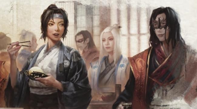 Samuraje na nowo