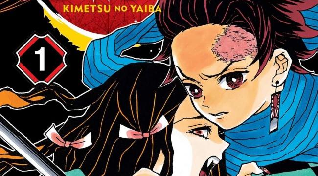 Miecz zabójcy demonów - Kimetsu no Yaiba #01-03