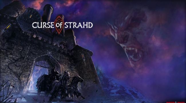 Powrót do zamku Ravenloft