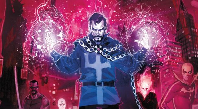 Marvel Now! 2.0 Doktor Strange #04