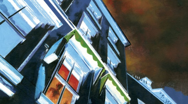 Historie prawdopodobne - recenzja komiksu Neila Gaimana