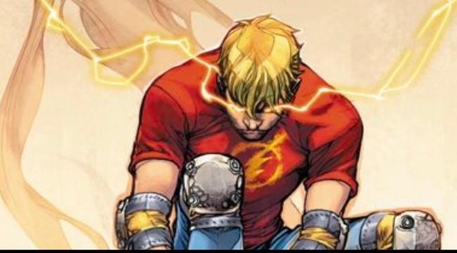 Flash. Rok pierwszy