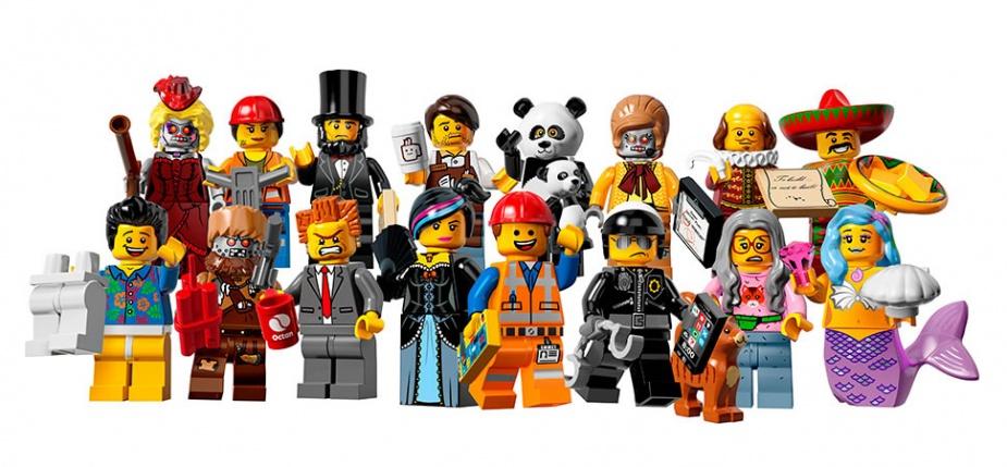 Bohaterowie Lego Przygoda Film Poltergeist